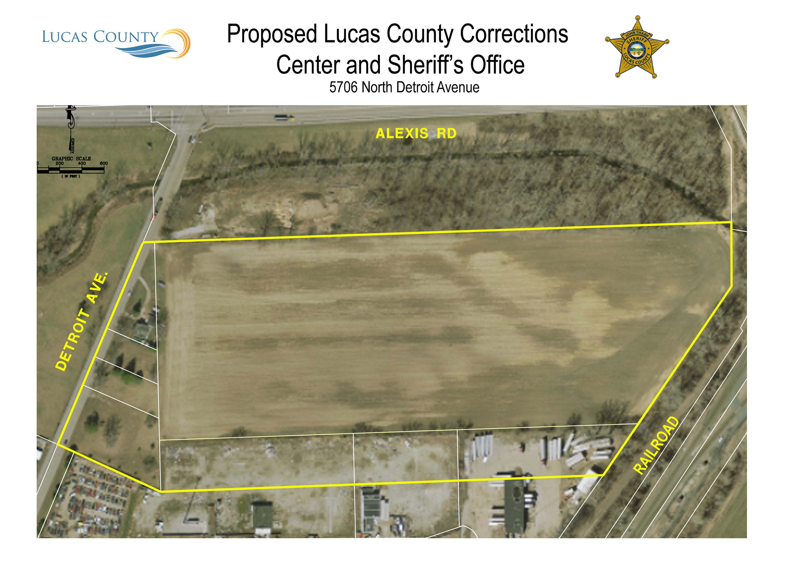 Proposed Jail Information   Lucas County, OH - Official Website