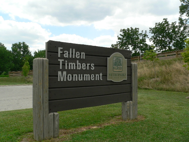 Fallen Timbers Monument