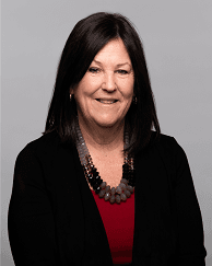 Tina Wozniak Commissioner