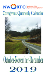Caregiver Fall 2019 Calendar