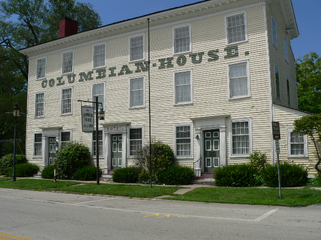 Columbian House Waterville, Ohio
