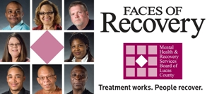 Faces of Recovery Logo